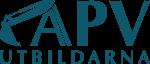 Logga för apv utbildarna i sverige ab